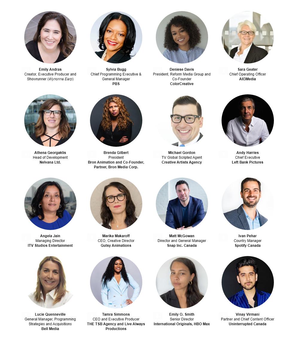 BANFF 2021 Content Advisory Board