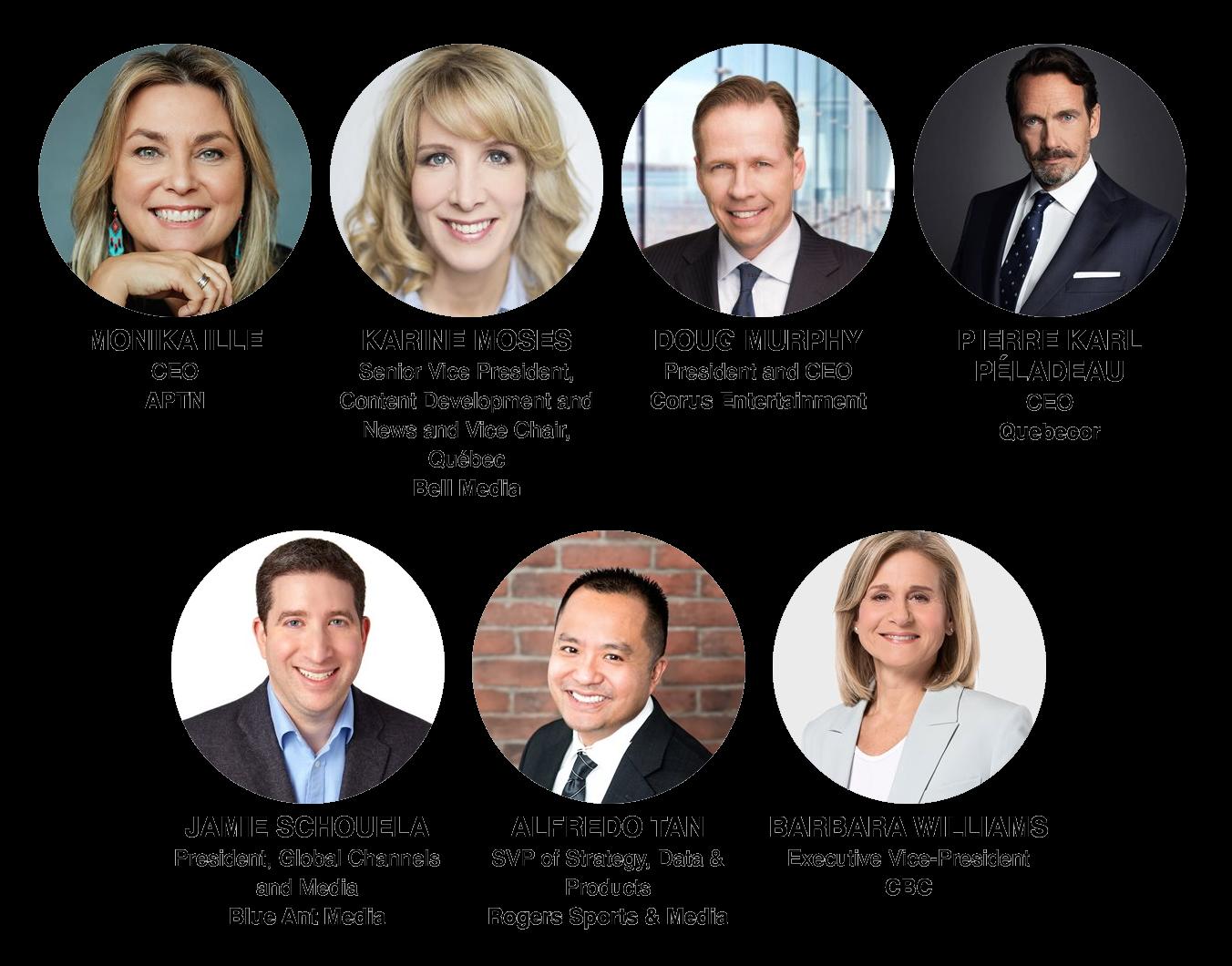 Canadian Media Leaders