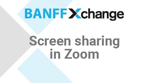 Thumbnail of Screen Sharing