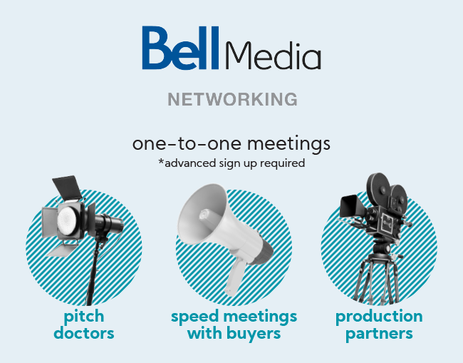 Bell Media Networking
