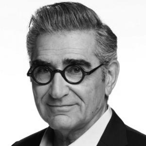 head shot of Eugene Levy
