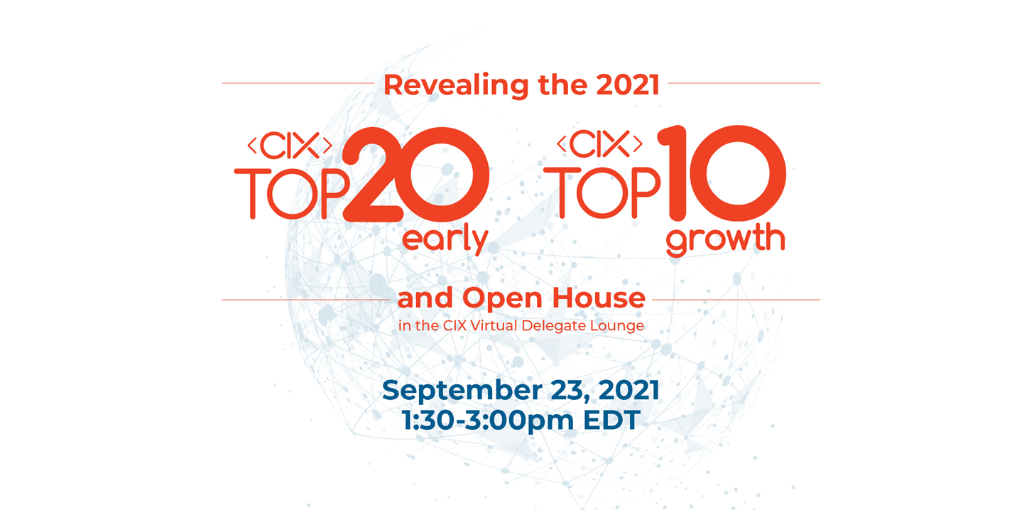 Revealing the 2021 CIX Top 20 & Top 10 and Open House