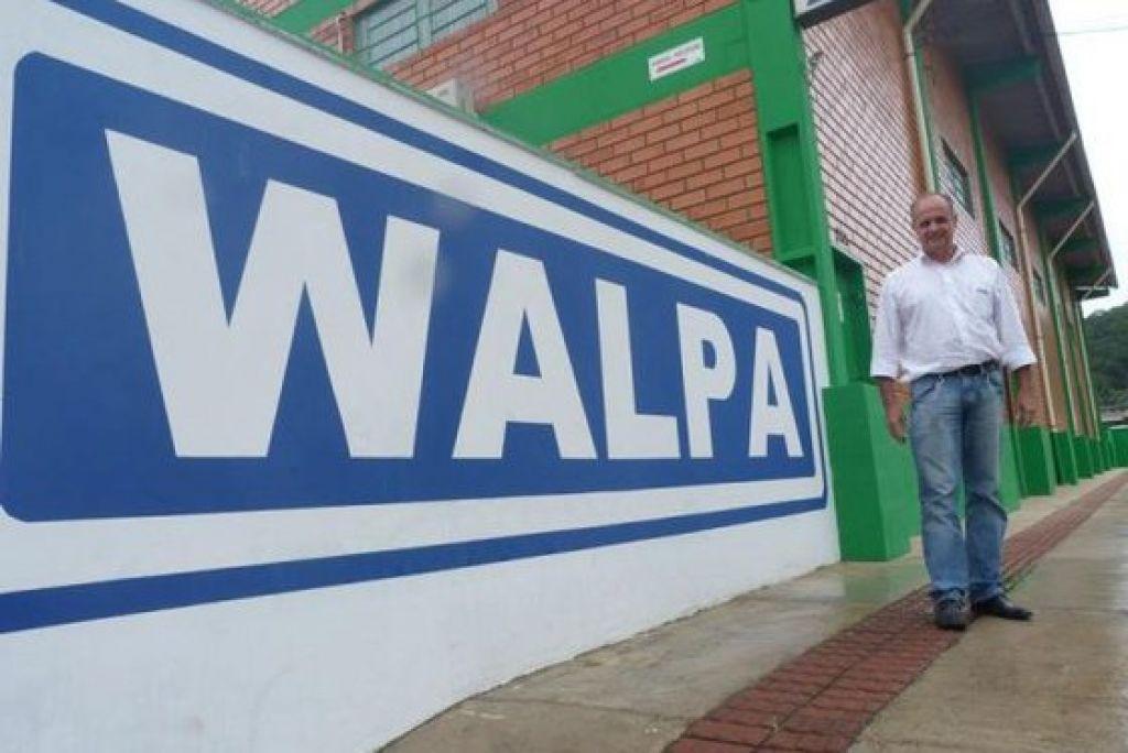 9d184d44c4e15 Há mais de 20 anos em Brusque, Walpa investe no desenvolvimento ...