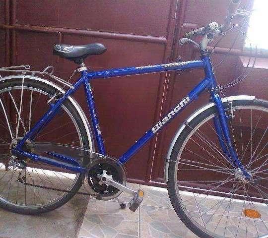 Bicicleta Bianchi Aluminiu 28