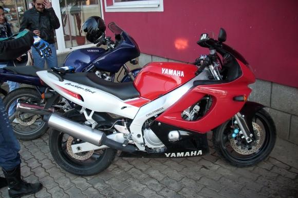Vand Motocicleta Yamaha Thundercat 600 Cm