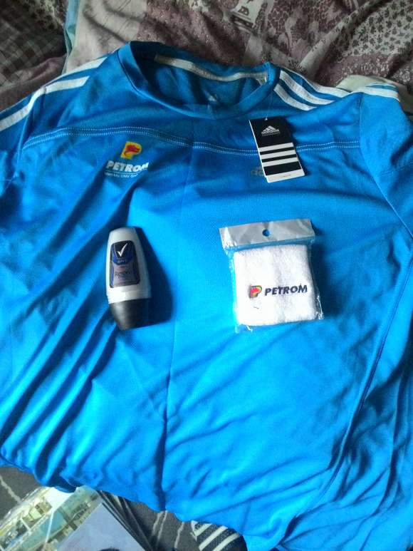 Tricou Adidas Pentru Alergat