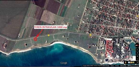 Vind 1000 Mp Teren Intravilan In Costinesti-Schitu, La 80 M De Mare
