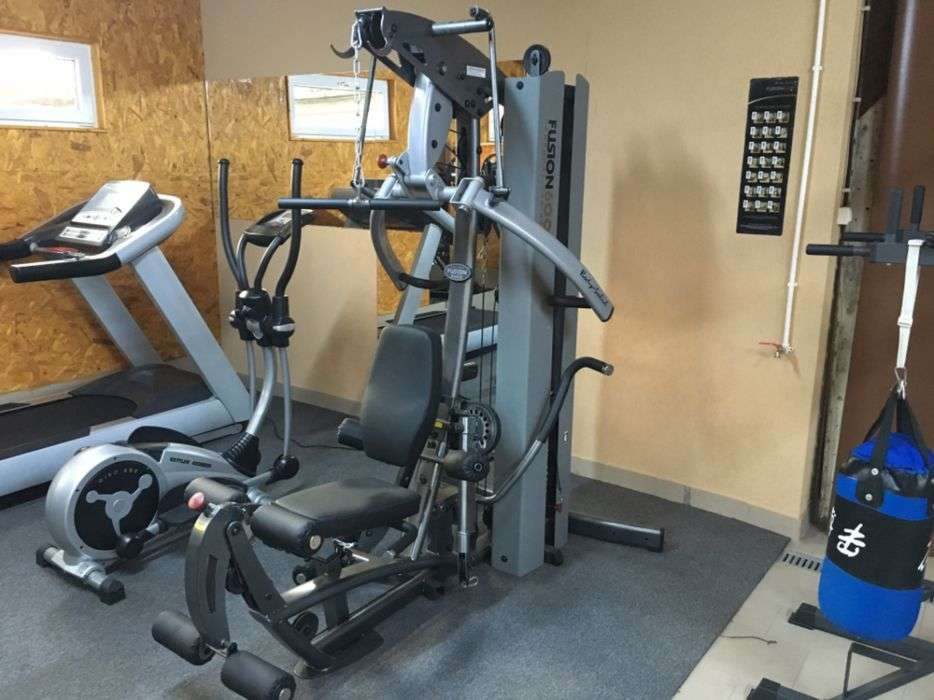 Aparate Multifunctionale Fitness