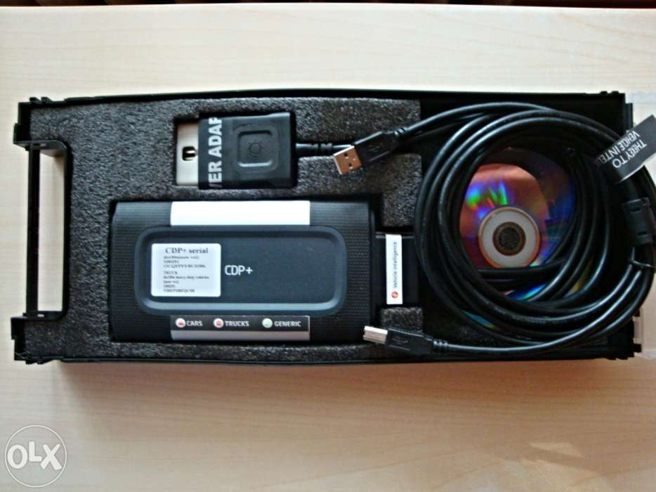 Tester Auto Autocom CDP+ 2014.3,diagnoza Universala Clasa A+