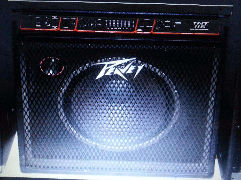 Amplificator Combo Peavey Tnt 115 Made In Usa