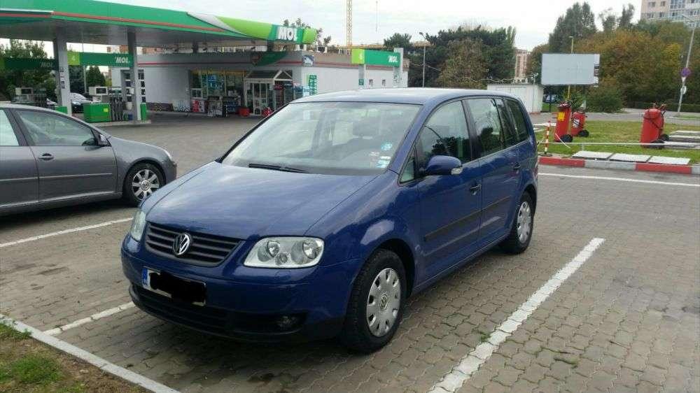 Volkswagen Touran Cutie Dsg