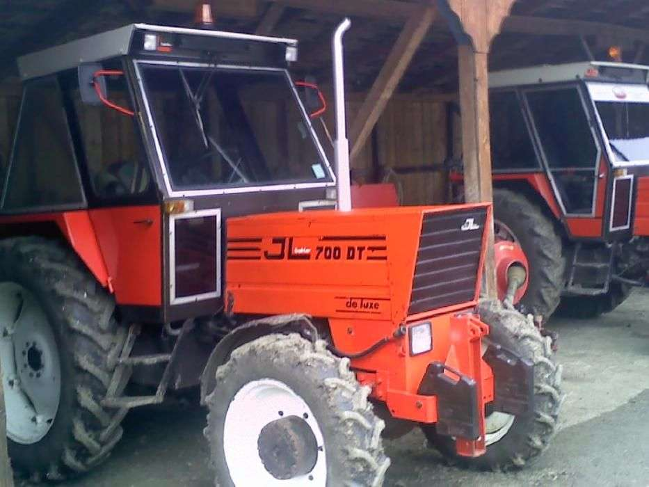 Tractor DTC JL 700
