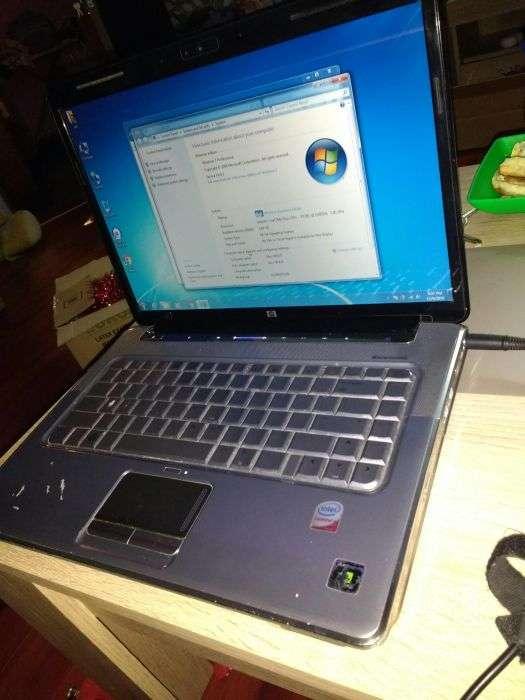 Vand Hp Dv5 ,display Led,hdmi,webcam,3 Gb Ram,15.6 Inch