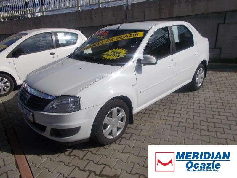 Dacia Logan Din 2011 - 94,400 Km