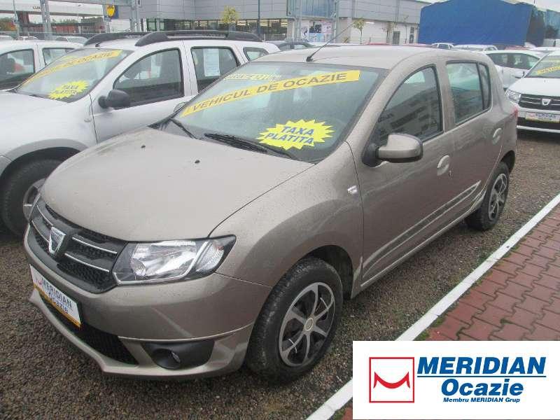 Dacia Sandero Din 2012 - 67,600 Km