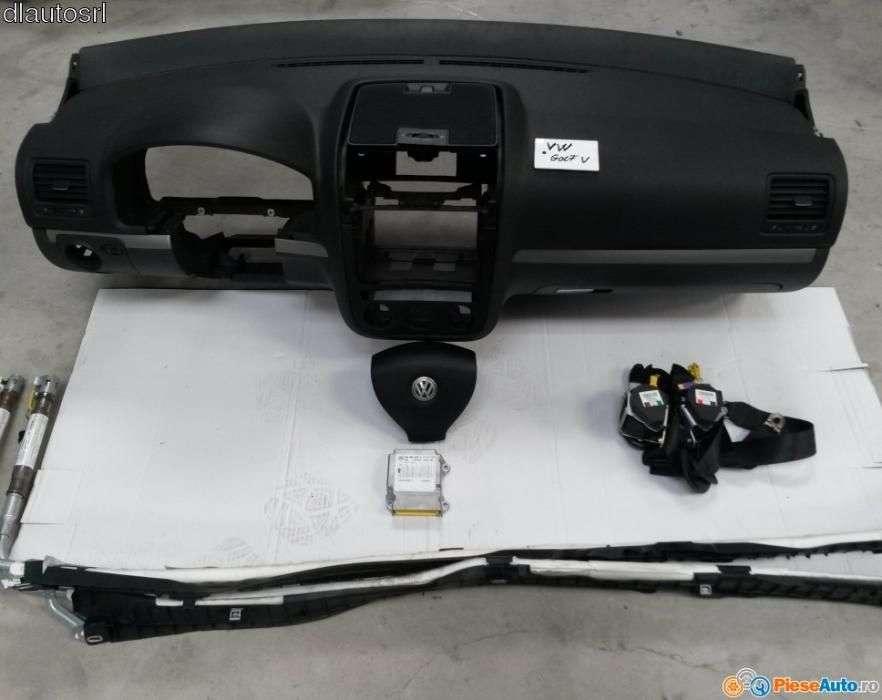 Kit Airbag Vw Volkswagwn Golf 5 / Jetta 2004-2010