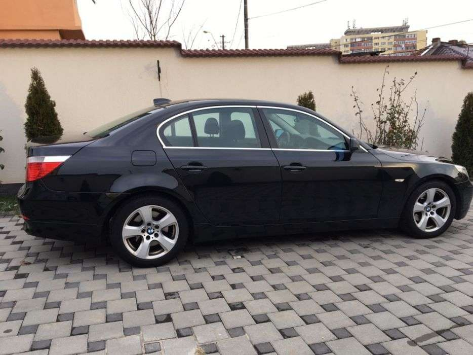 Bmw 520d, Fab. 2007, Full Extrase, Import Germania, 7.600 Euro