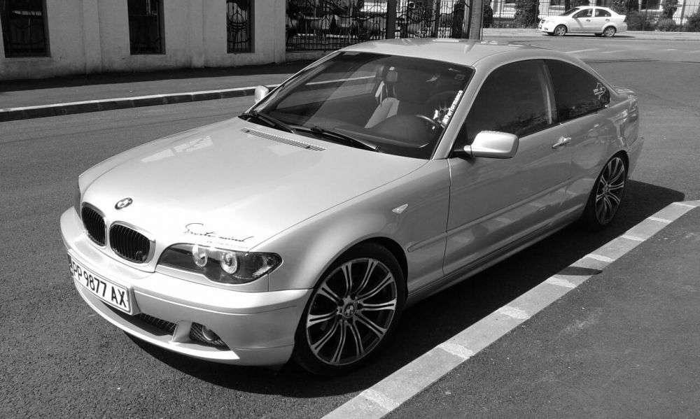 BMW 320Ci Coupe
