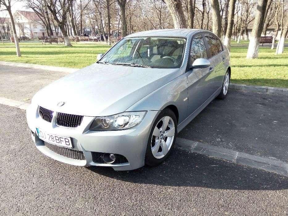 BMW E90 320 D 163CP M Paket Autom Navi Prof Bixenon Dubluclim 193mii K