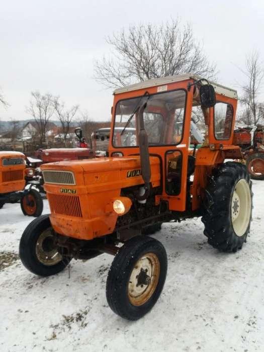 Tractor Fiat 6 Bucati