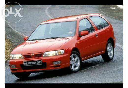Dezmembrez Nissan Almera 1, An 1995-2000