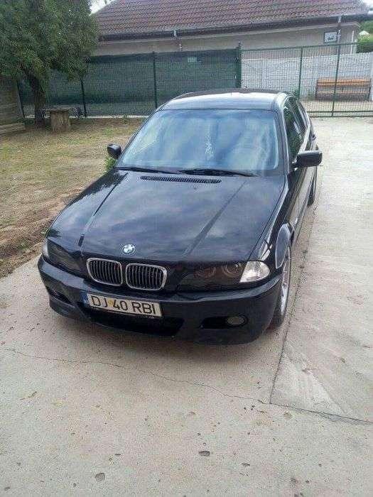 Vând BMW 320d