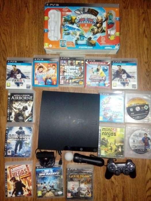 Vand Consola PS3
