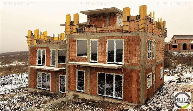 Vanzare Casa Cuplata, 115 Mp Utili, 250 Mp Teren, Semifinisata, Zona Linistita!