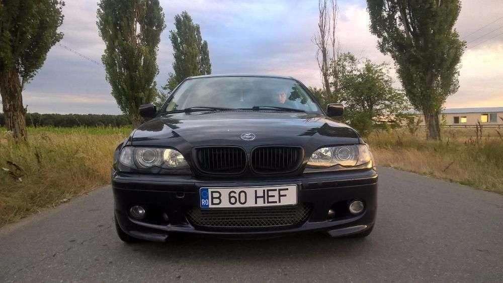 Vând BMW E46 320D (1995cmc~164kv~220HP & ~440 NM ! ! !) 2004 Pachet M