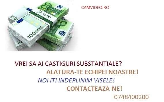 CamVideo Galati Te Angajeaza!