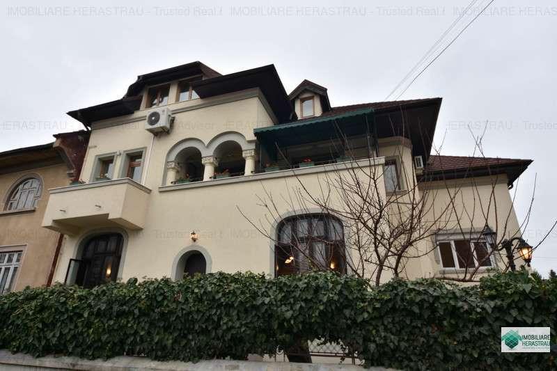 Vila Bohemia - Apartament Cu 6 Camere De Inchiriat, Kiseleff, SUPER POZITIE!