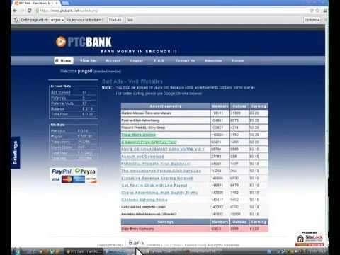 Castiga Bani Cateva Secunde Vizualizand Website-uri