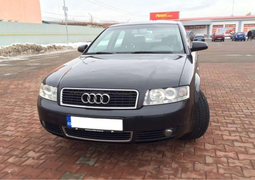 Audi A4 Din 2004 - 319,000 Km