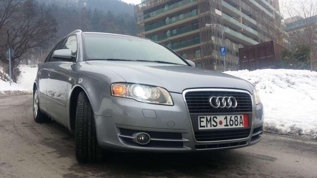 Audi A4 Din 2006 - 185,000 Km