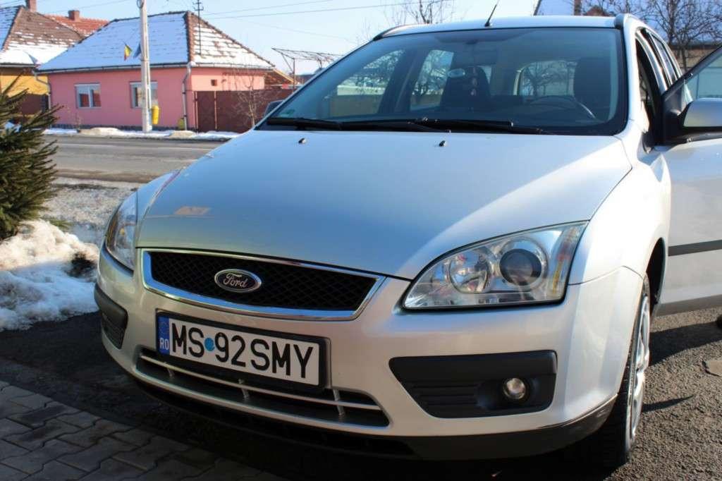 Ford Focus Din 2005 - 146,000 Km