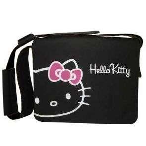 """Geanta Hello Kitty Neagra Laptop 15.6"""""""