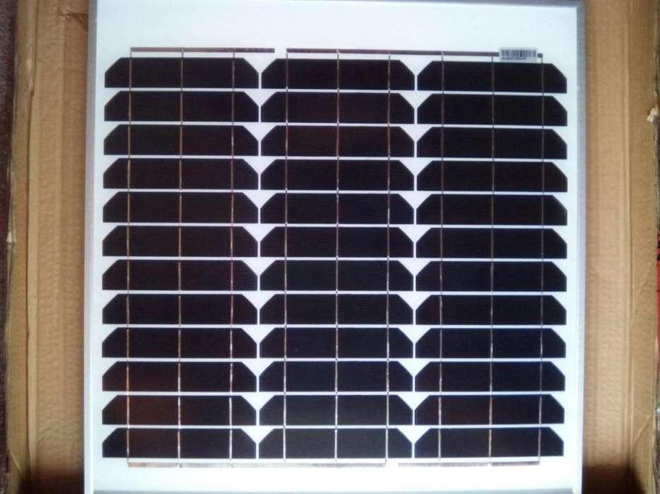 Kit Panou Solar Fotovoltaic 30W + Controler 10A + Cablu