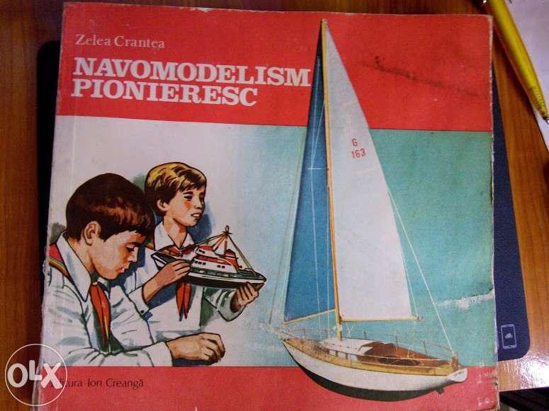 Carte 1984 Navomodelism Pioneresc
