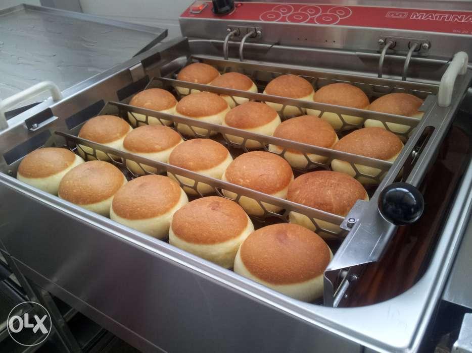 Prajitor Pentru Gogosi Rotunde Sau Inelare (Donut)