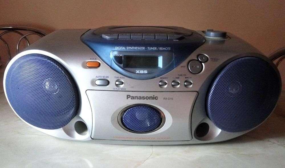Vând Radio-CD Panasonic