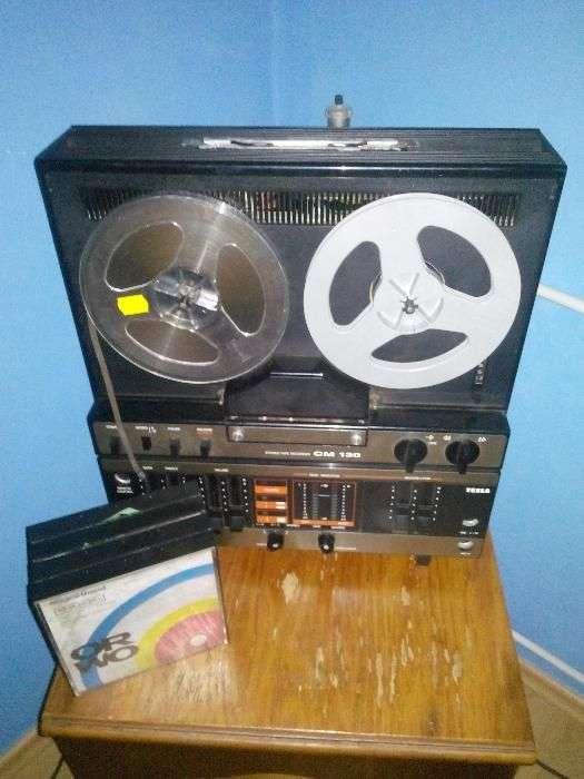 Magnetofon Tesla CM 130 ANP 273