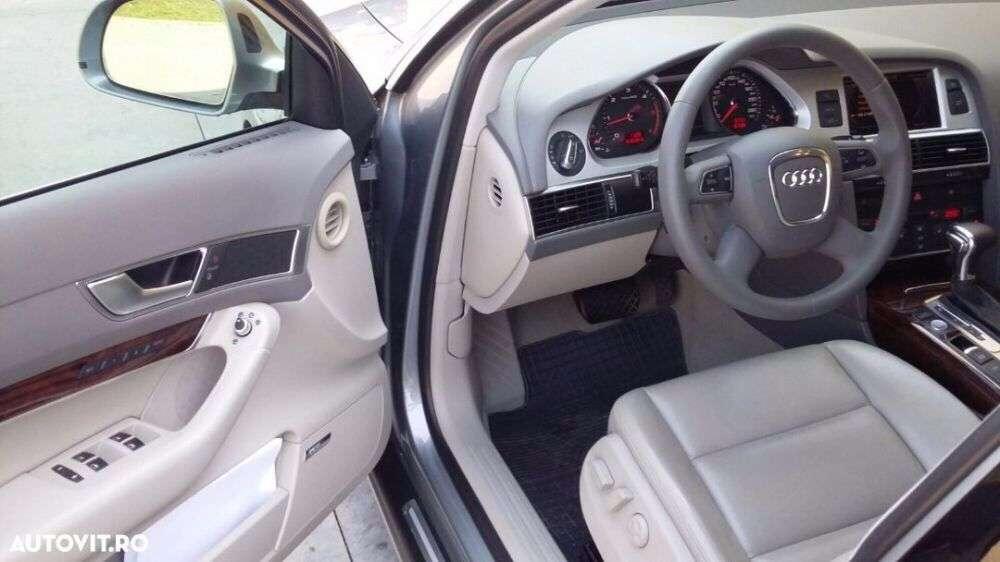 Vand Audi A6 3.0 TDI QUATTRO, EURO 5