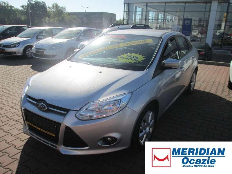 Ford Focus Din 2011 - 35,735 Km
