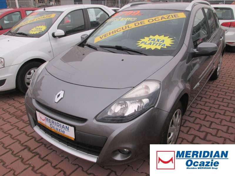 Renault Clio Din 2011 - 65,978 Km