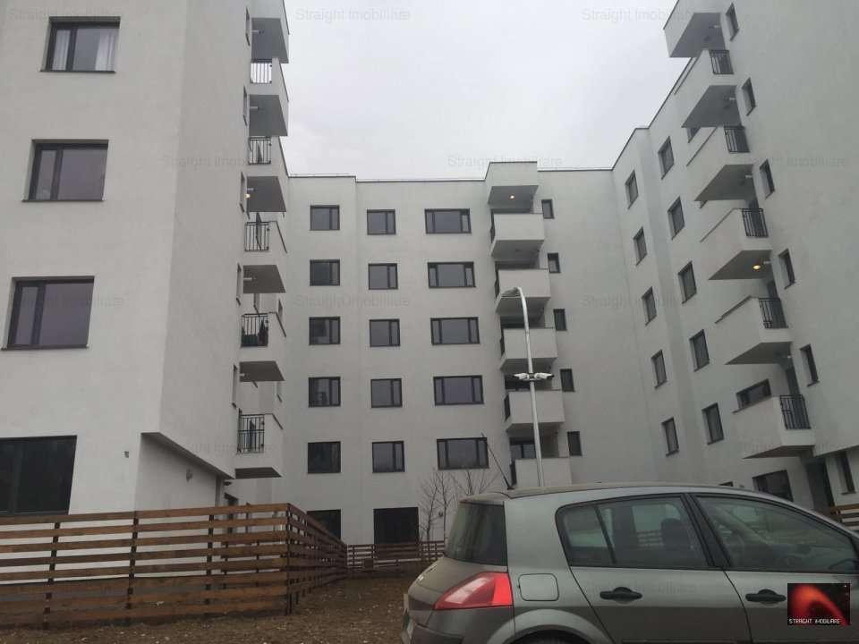 Inchiriere Apartament 3 Camere Baneasa-bloc Nou-parcare