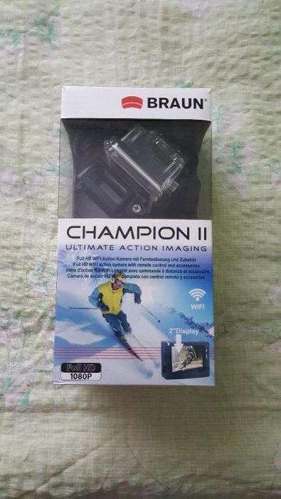 Camera Video Sport Braun Champion 2