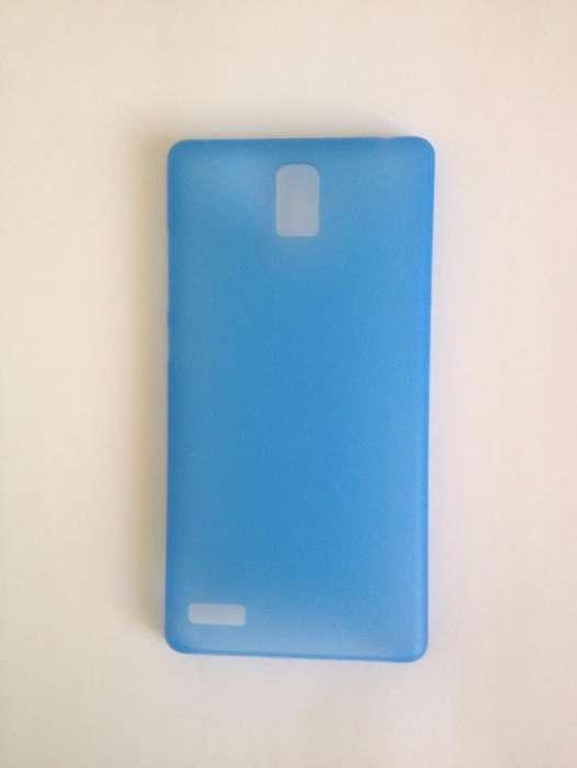 Husa Xiaomi Redmi Note 1 Albastra PLASTIC