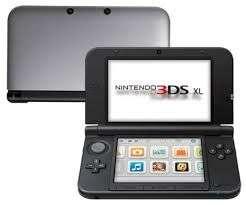 Nintendo 3d Consola