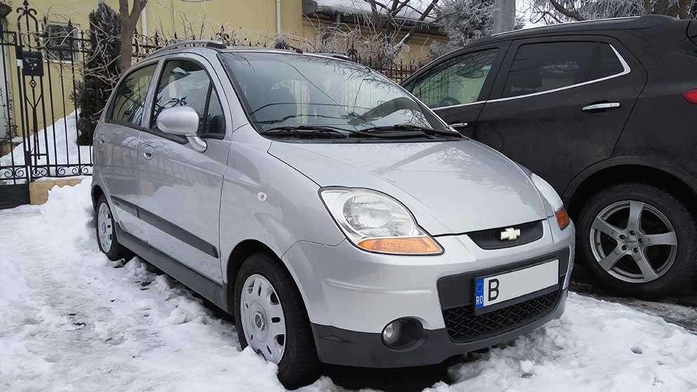 Vând Chevrolet Spark LT 2008 (nu Confunda Cu Standard Sau LS)