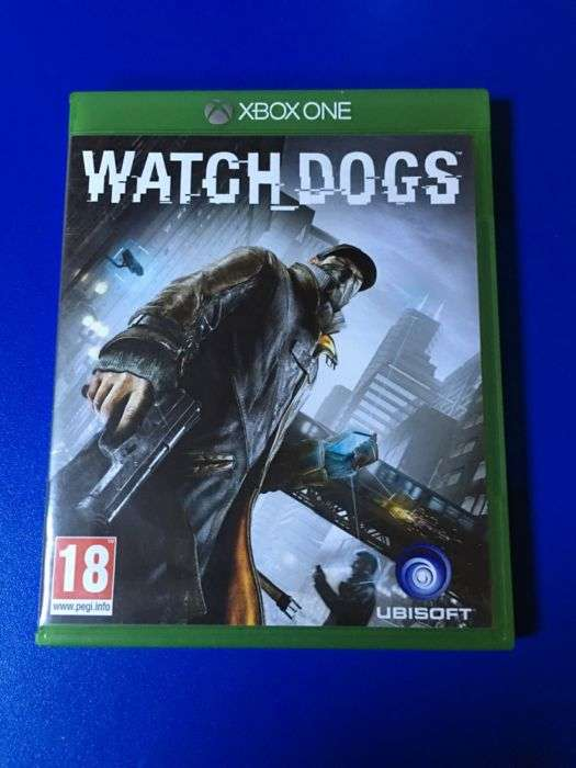 Vand Joc Watch Dogs Pentru XBOX ONE!